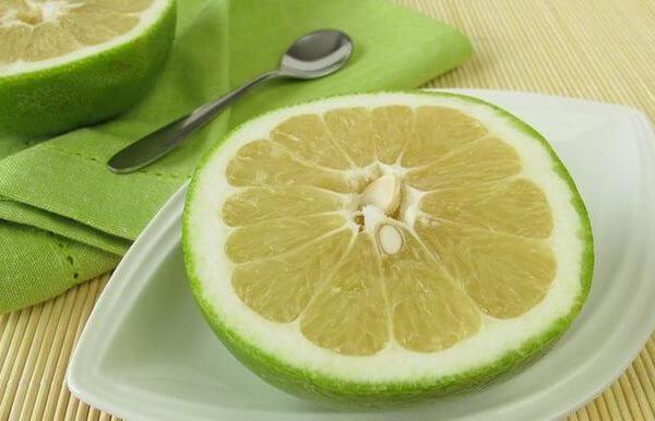 Фото: фрукт Свити в разрезе